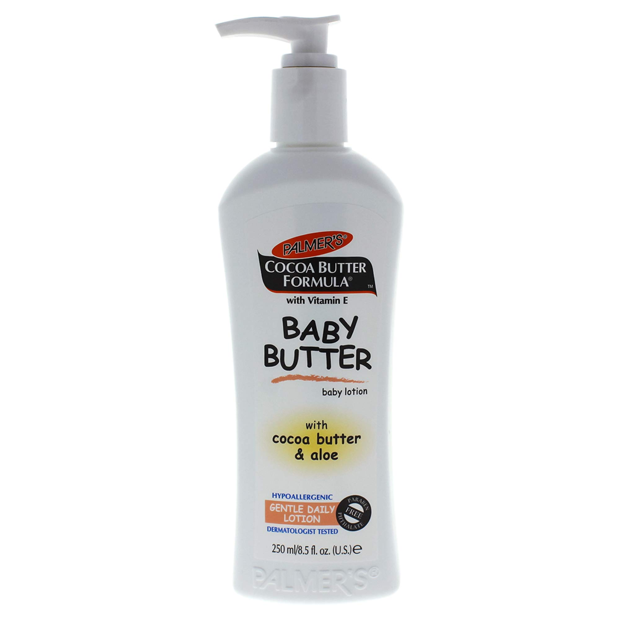 2b010631119 Palmer's Baby Butter Daily Lotion with Cocoa Butter and Aloe, 250 ml  product image