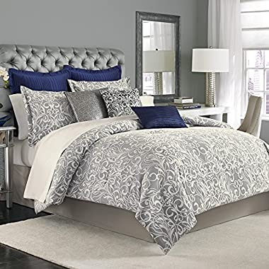 Queen Complete Bedding Set (Manor Hill Casablanca)
