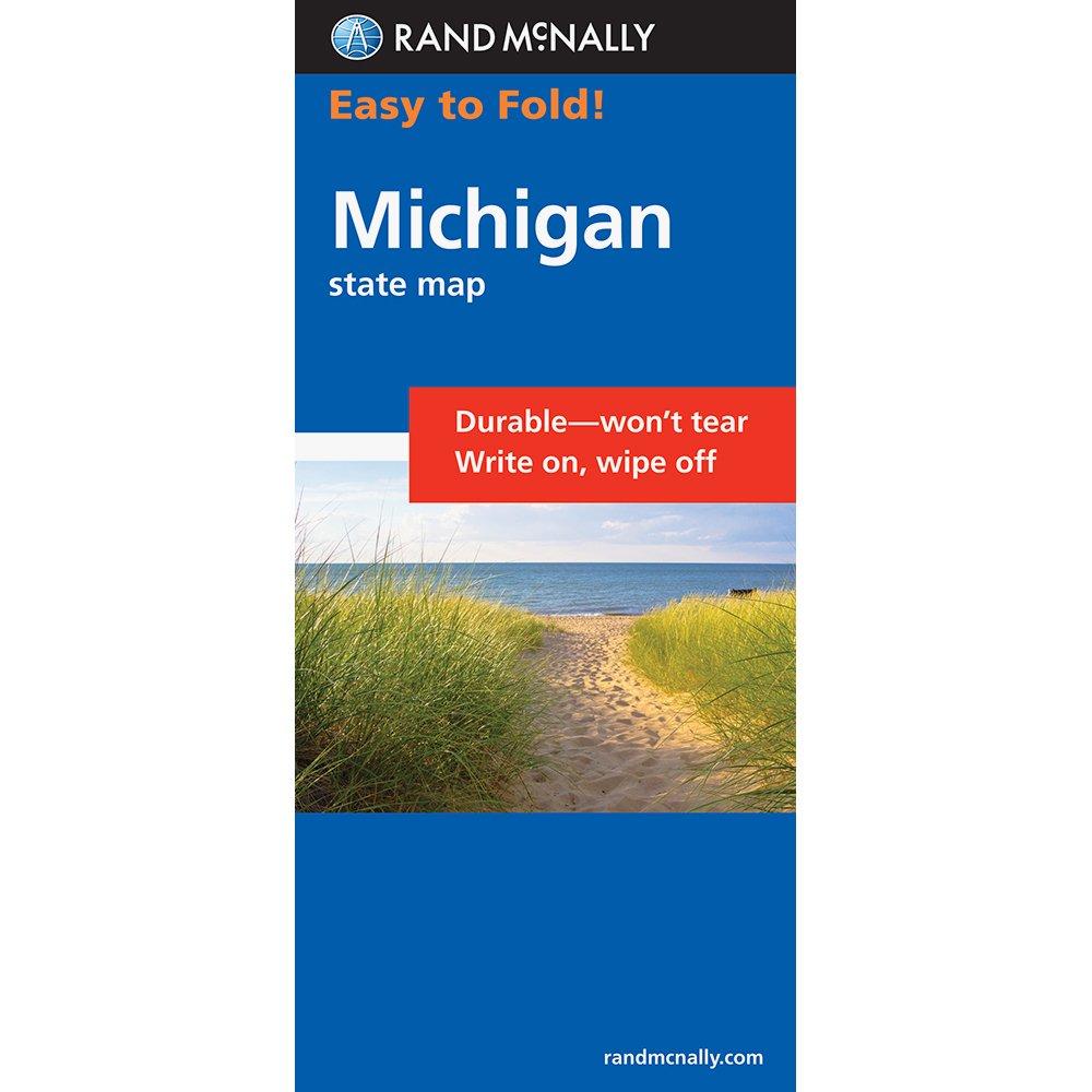 Rand McNally Easy Fold Easyfinder