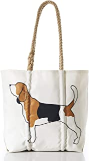 product image for Sea Bags Recycled Sail Cloth Beagle Tote