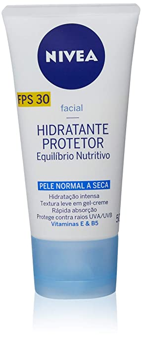 Creme Facial Hidratante 50G Beauty Protector Pele Normal Unit, Nivea ... 199d856fb0