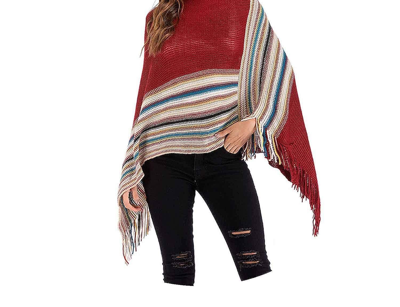 Autumn Cloak Loose Long SLE Big Size Sweater Pullovers Casual Tassel Vadim 5864