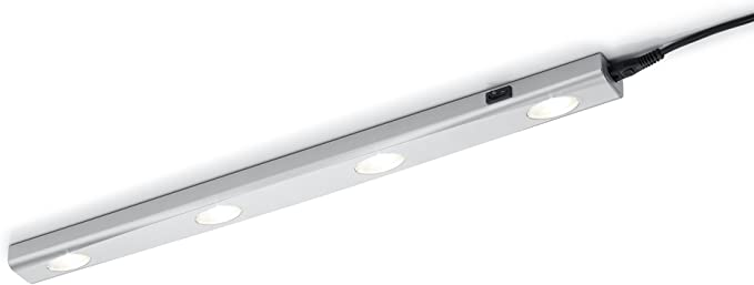 Trio Unterbauleuchte LED weiß Schalter 55cm 4W 350lm 3000K Schrankleuchte