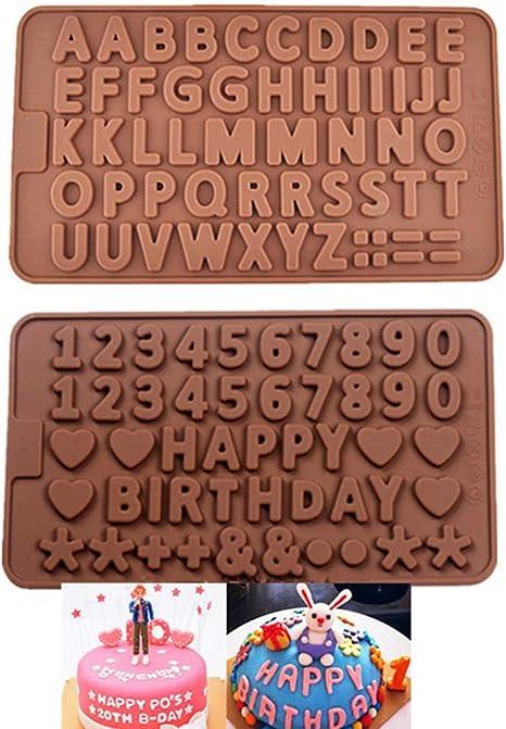 Silicone Fondant Mold Cake Decorating DIY Chocolate Sugarcraft Baking Mould SL