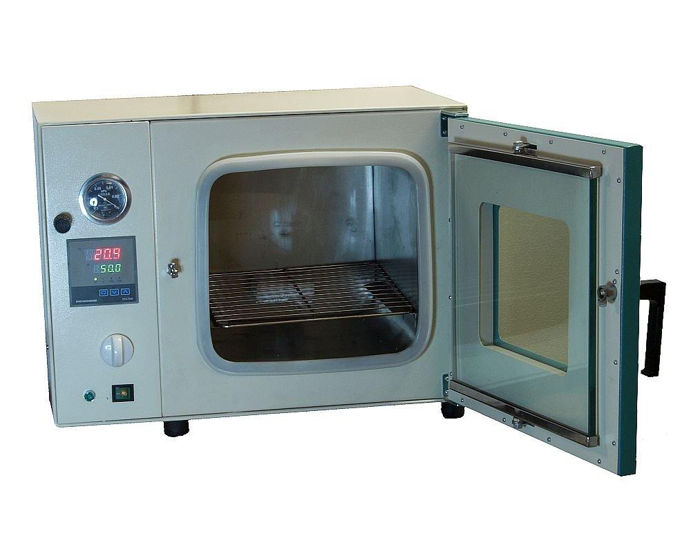 Uzman-Versand - Horno de laboratorio, armario secador, horno de vacío, 25 litros: Amazon.es: Coche y moto