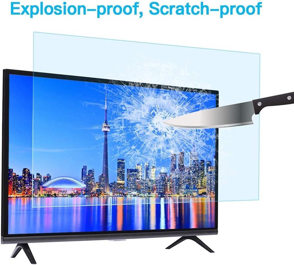 Anti Scratch Film Protection d/écran pour Moniteur Dordinateur Anti-Lumi/ère Bleue Protection /écran Color : A KUYUC 40 Pouces Protecteur d/écran pour TV