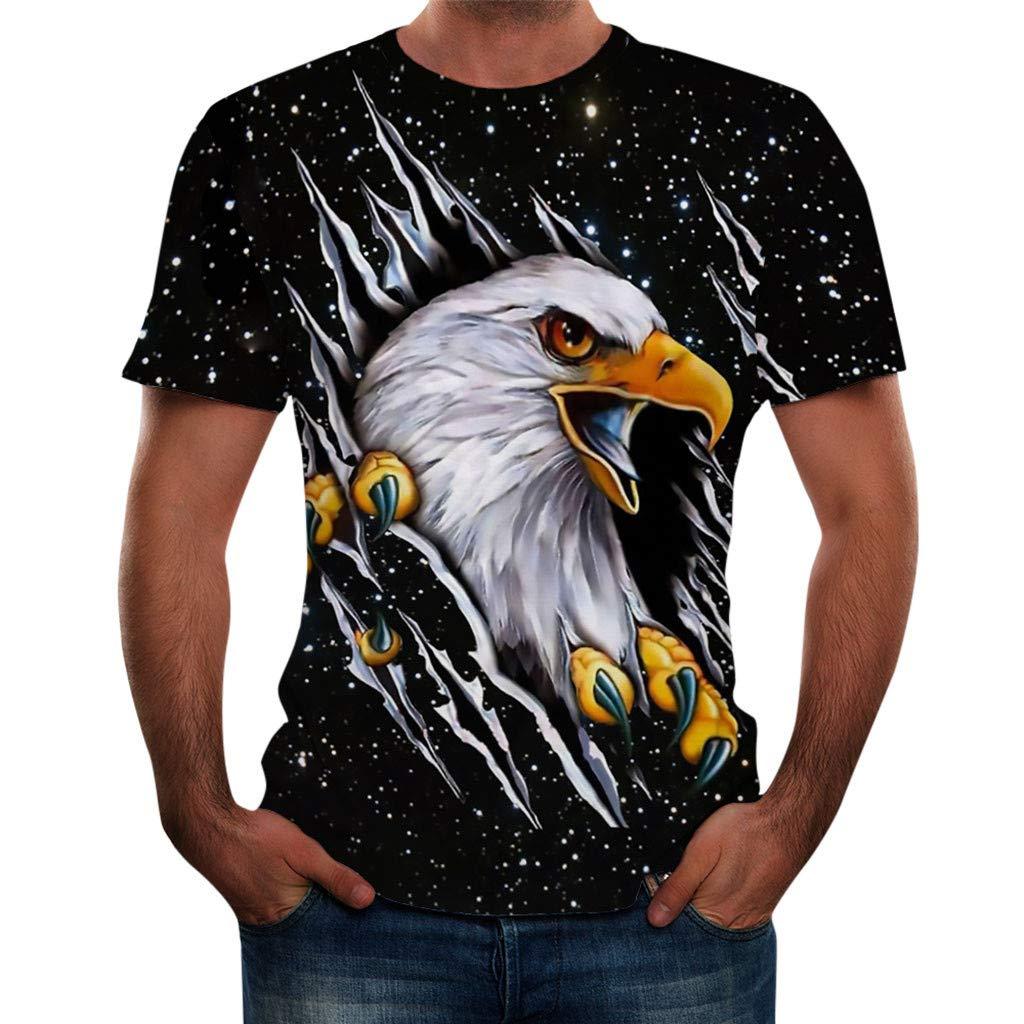 MIRRAY Hommes Dernier mod/èle Les Loisirs T/Shirt/Homme/Col/Rond