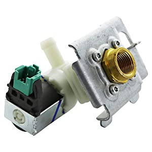 Kitchen Basics 101: W10158389 8531670 8268590 Dishwasher Inlet Water Valve Replacement for Whirlpool Kenmore