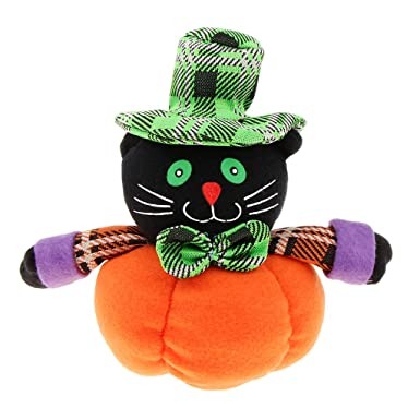Buy Cheap 2018 Halloween Toy Pumpkin Doll Ghost Witch Black Cat Plush Stuffed Dolls Funny Toy For Children Reasonable Price Dolls & Stuffed Toys Toys & Hobbies