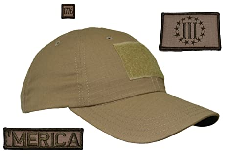 Image Unavailable. Image not available for. Color  Coyote Brown USA Made  Gen 2 Tactical Operator Cap ... a94aeeb3f799