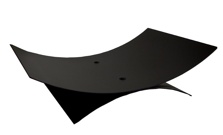 Imex El Zorro 10154 - Leñero ovalado (56 x 40 x 14 cm) color negro