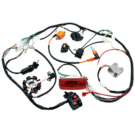 4 Wire Cdi Wiring Diagram