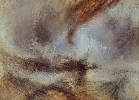 Der Engel vor der Sonne Joseph Mallord William Turner Poster