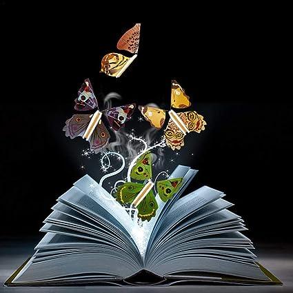 Mariposas voladoras de papel - colores variados - Regalo ...