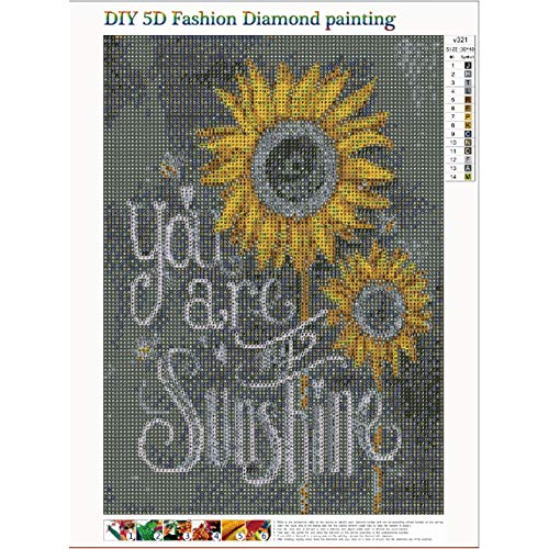 5D DIY Full Drill Diamond Painting Christmas House Cross Stitch Embroidery N#S7