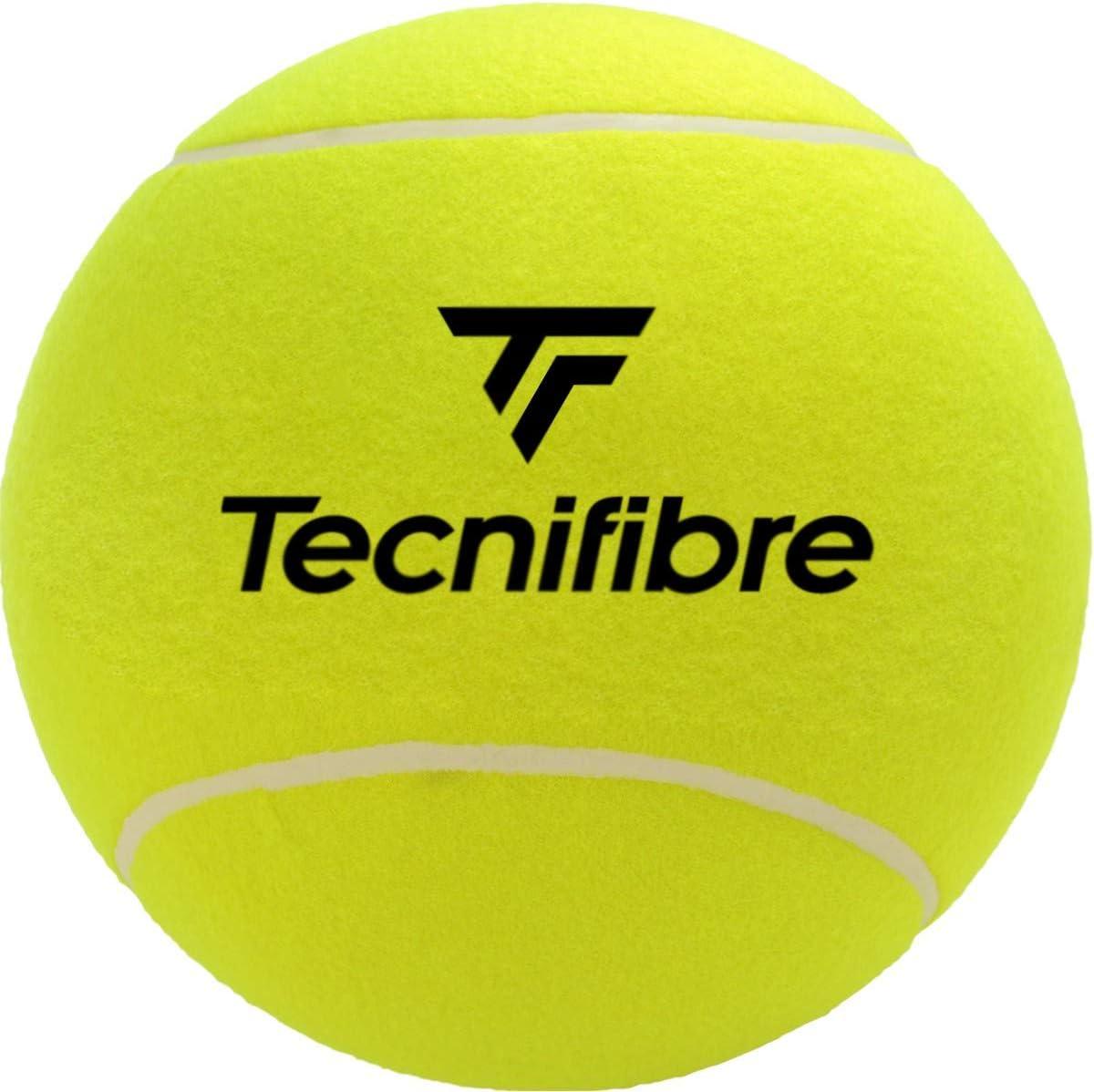 Tecnifibre Big Ball 12 cm - Accesorios de Tenis Unisex, Color Amarillo