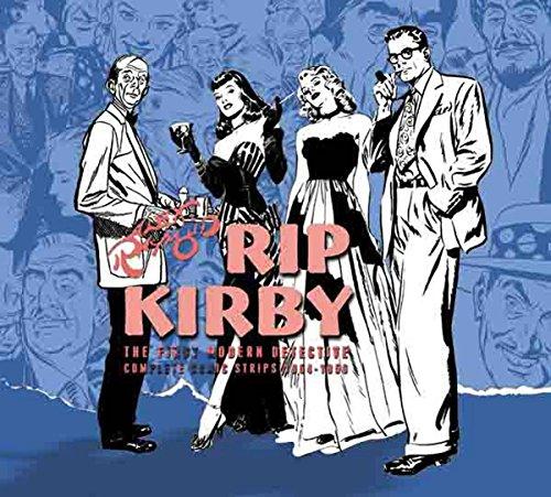 Rip Kirby Volume 4