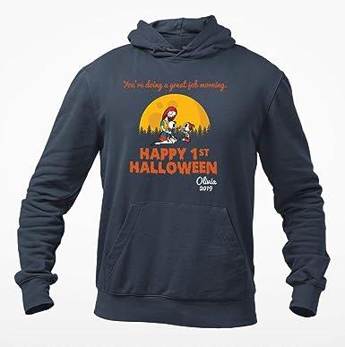 Amazon Com Babygrow Custom Hoodie Bhm804 D009 Clothing