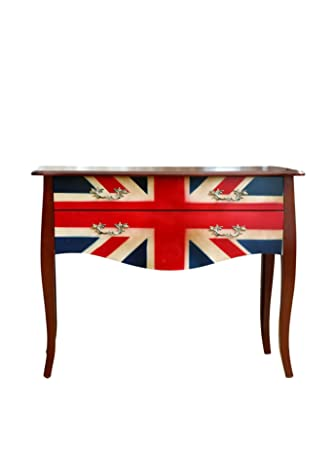 SuperStudio LO+DEMODA Britain Cómoda, Madera, 44x47x81 cm ...
