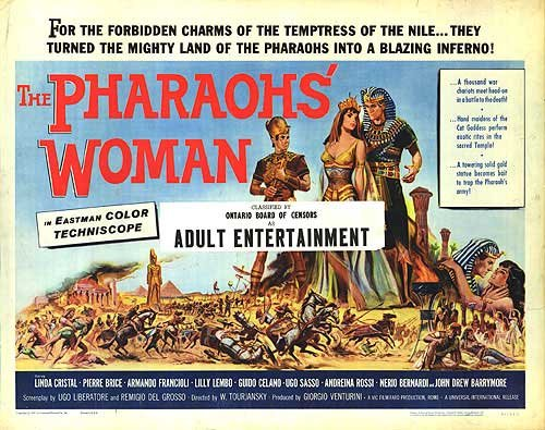 Pharaohs' Woman - Authentic Original 28