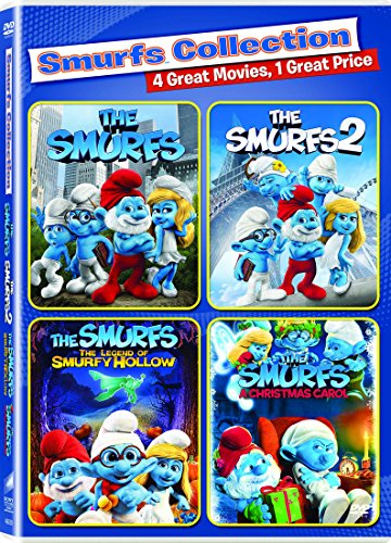 Smurfs 2, the / Smurfs, the (2011) - Vol / Smurfs, The: The Legend of Smurfy Hollow / Smurfs Christmas Carol - Set