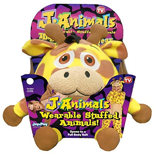Jay At Play Janimals Giraffe Wearable Large