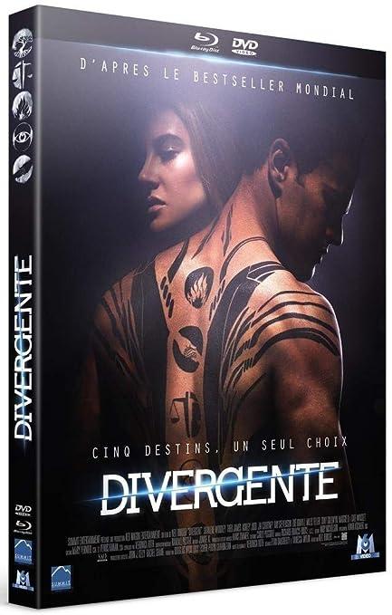 Divergente [Italia] [Blu-ray]: Amazon.es: Shailene Woodley, Theo James, Kate Winslet, Ashley Judd, Jai Courtney, Ray Stevenson, Zoë Kravitz, Maggie Q, Ansel Elgort ...