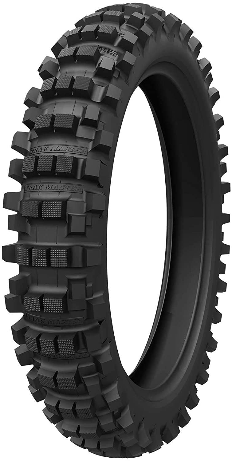 Kenda K760 Dual/Enduro Rear Motorcycle Bias Tire - 120/90-19 66C