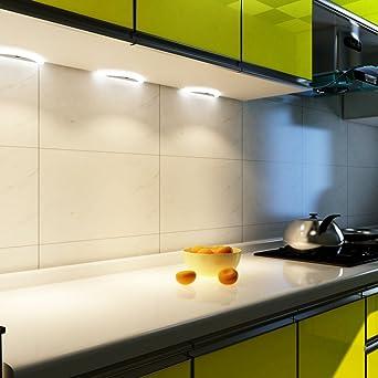 LED Unterbauleuchte Unterbaulampe Küche Schrank Unterbaustrahler Küchenlampe NEU