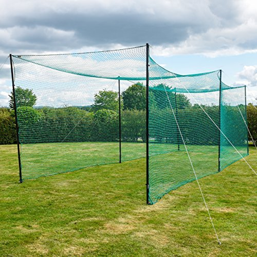 Exceptionnel Amazon.com : Ultimate Cricket Net [Range Of Sizes]   The Complete Backyard  Batting Cage [Net World Sports] : Sports U0026 Outdoors