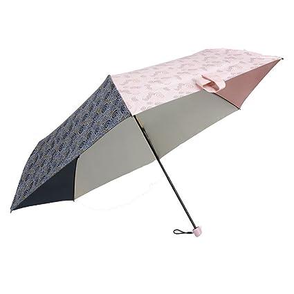 Paraguas Sombrillas Paraguas Crash Colores Ultra Ligera Línea Paraguas Sombrillas Hombres Y Mujeres
