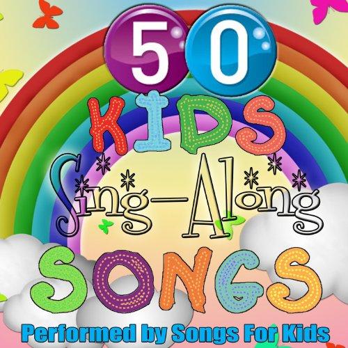 - 50 Kids Sing-Along Songs