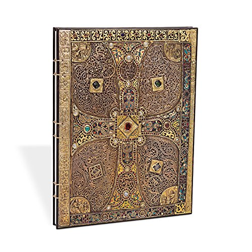 Paperblanks Lindau Gospels Journals Ultra 7 in. x 9 in. 144 pages, lined