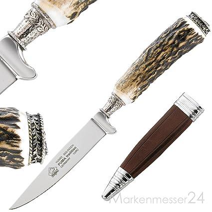PUMA Jagdmesser Kitz - Cuchillo de Hoja Fija