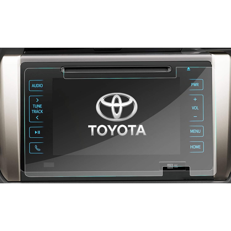 [2 PCS] RUIYA 2016 2017 2018 Toyota Fortuner PET Plastic