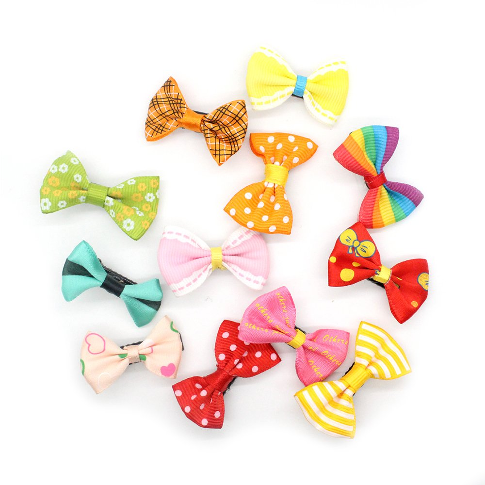 HOT 10pcs Candy Color Kid Girls Hairpin BB Snap Hair Clips Hair Accessories Gift