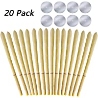 20pc Natural Set with 10 Disks