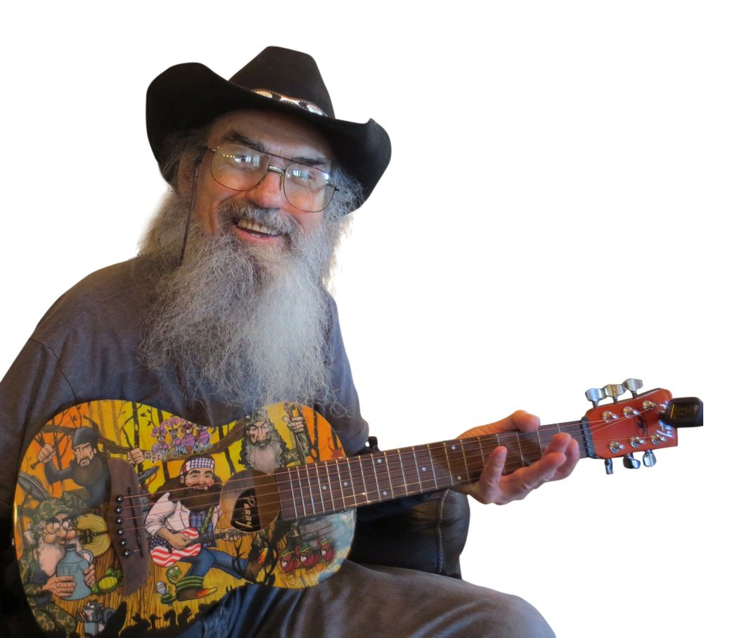 ChordBuddy Limited Edition, Duck Commander Child's Size Acoustic Guitar and ChordBuddy Learning Kit