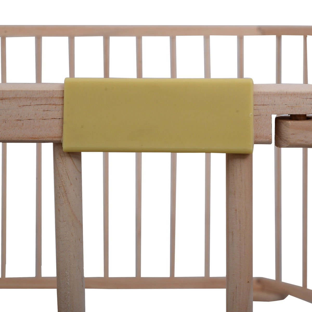 Wood Solid Pine Wood Baby Playpen With Ebook by MRT SUPPLY (Image #9)