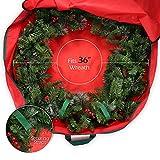 StorageMaid Wreath Storage Container Bag