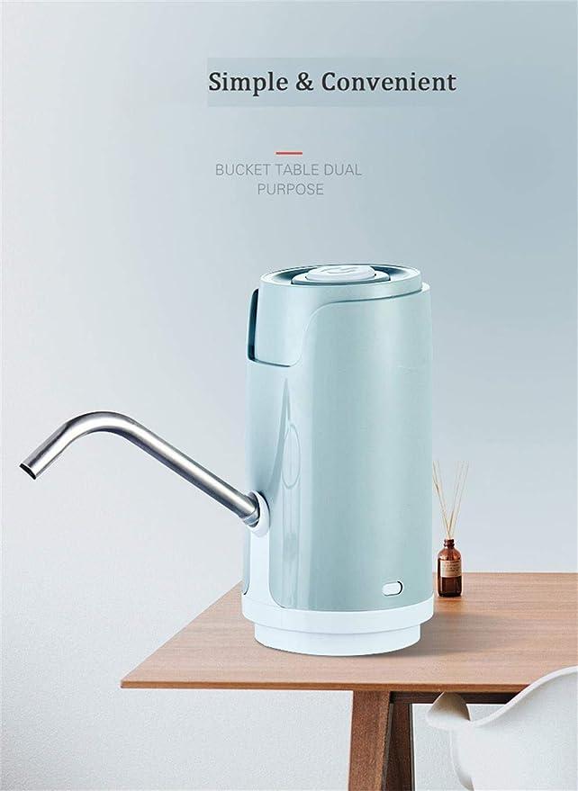 kbxstart Bomba automática automática de Agua embotellada Dosificador automático Mini Bomba para Agua Potable Dispensador De Agua para una Botella: ...
