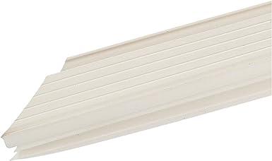 Junta de estanqueidad universal de PVC blanco de 2 m para frigorífico congelador nevera-congelador cofre combinado: Amazon.es: Grandes electrodomésticos