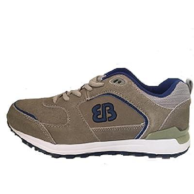 Chaussures de sport Beige/bleu Taille 36