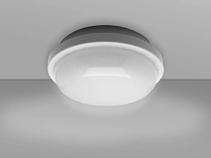 Plafoniere Led A Soffitto : Plafoniera led tonda w k lm ip parete soffitto plt
