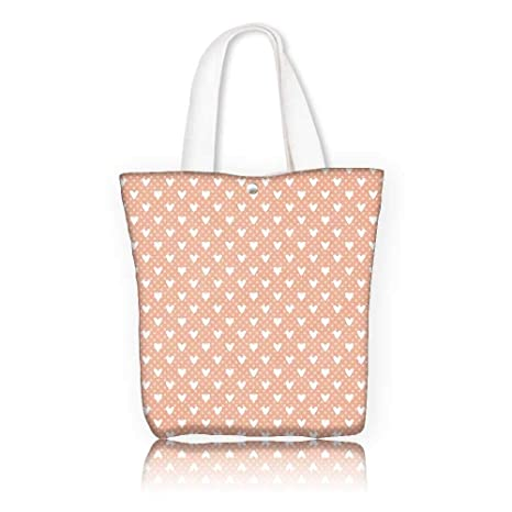 3bcbc8a7e Amazon.com: Women's Canvas Tote Bag —W22 x H15.7 x D7 INCH/work ...