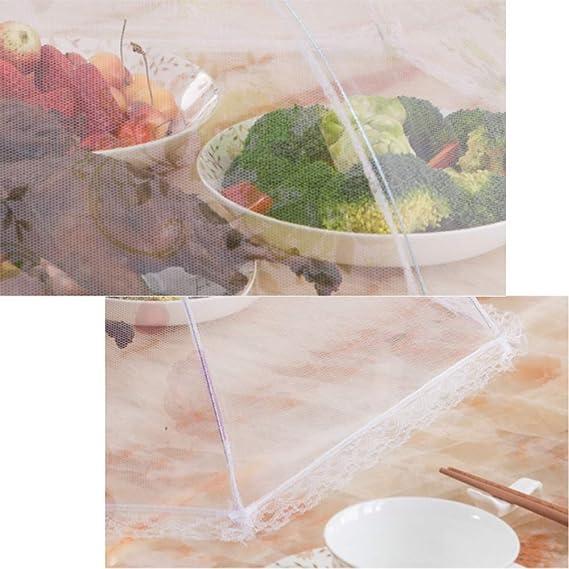 Compra Jieqiong Cubierta del Paraguas del alimento, Cubierta ...