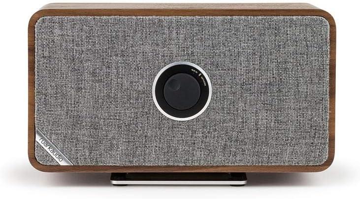 Ruark Audio MRx - Altavoz inalámbrico (nogal rico)