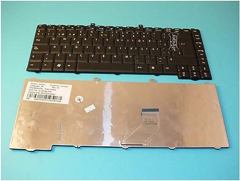 IFINGER Teclado ESPAÑOL Acer Aspire 5101AWLMI 5102WLMI (Model ...