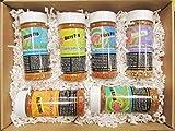 Dizzy Pig BBQ Rubs Seasoning Spice 6 Pack Gift