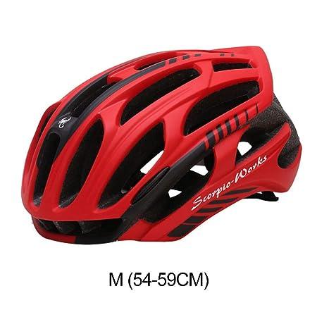 Neborn Casco de Ciclismo para Hombre Casco de Bicicleta de montaña ...